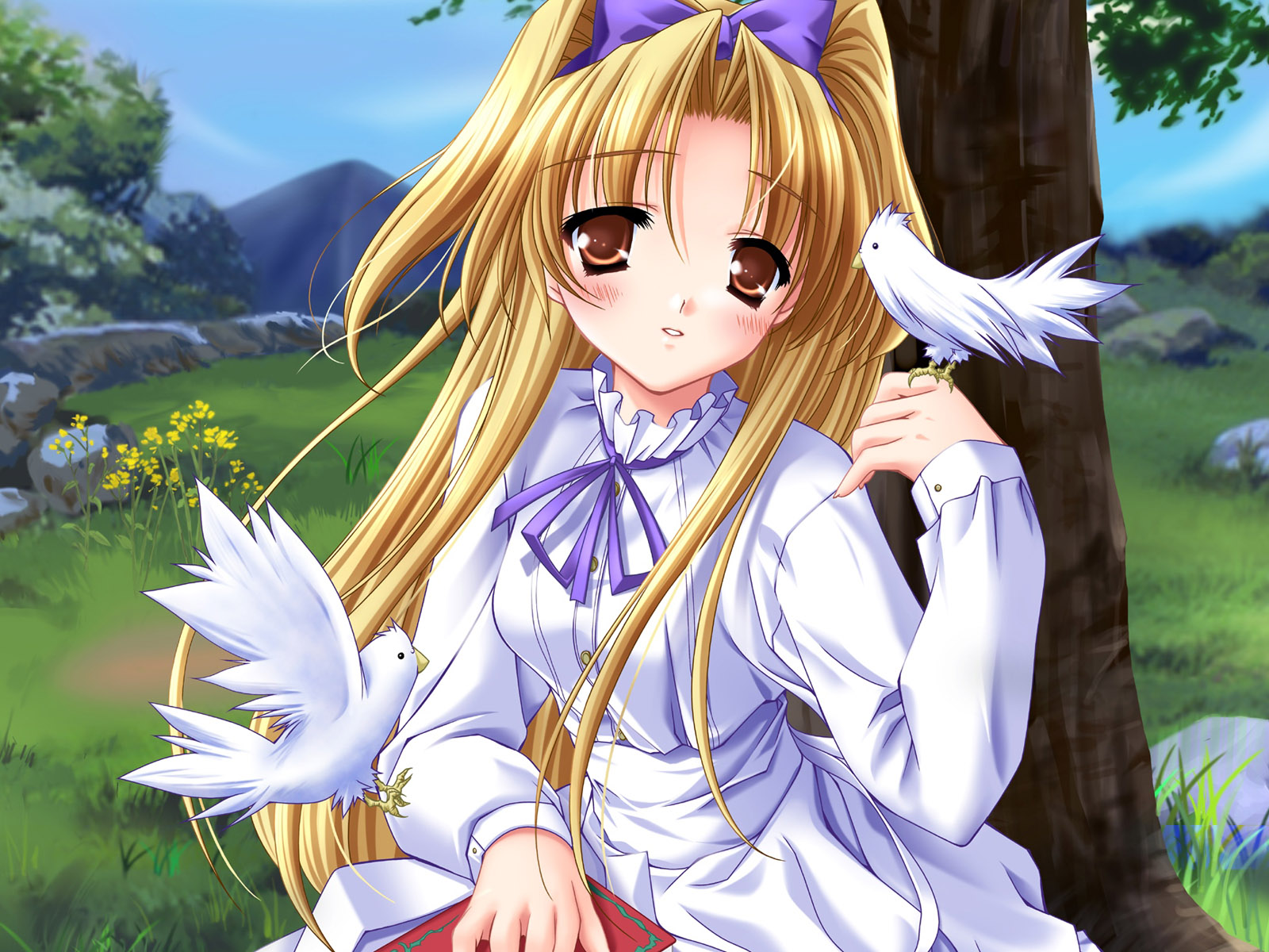 Cooly Anime Girls High Resolution Wallpapers Imagez Only