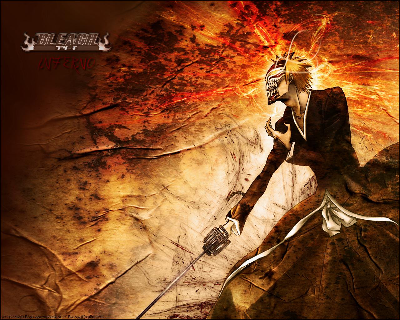 Bleach Manga High Definition Wallpaper 04 | Imagez Only