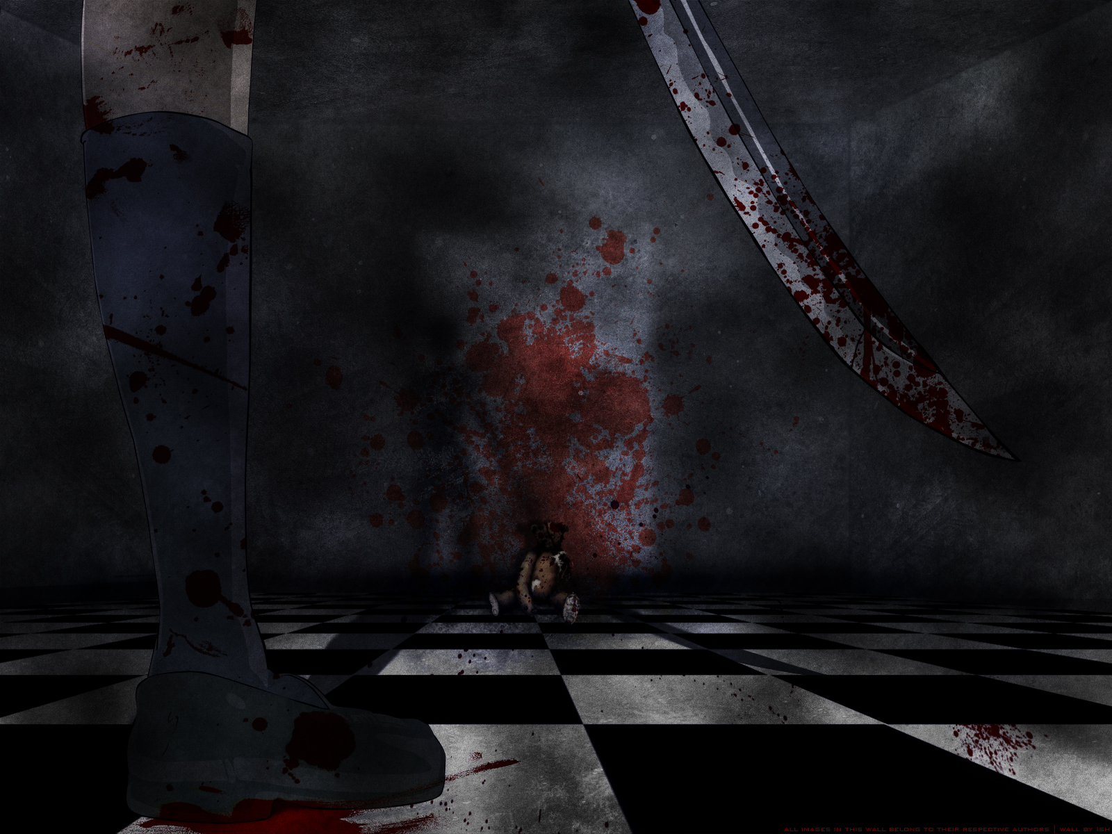 Blood Plus Anime High Resolution Wallpaper 02 Imagez Only