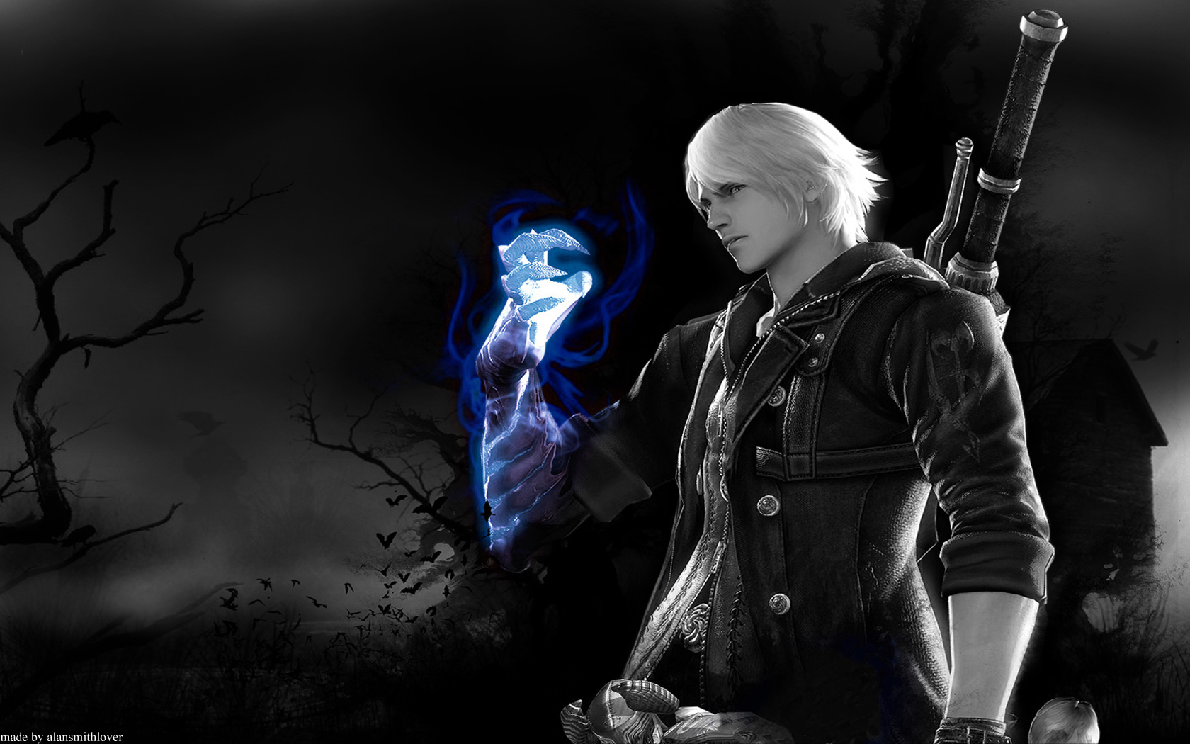 devil may cry   free pc game wallpaper