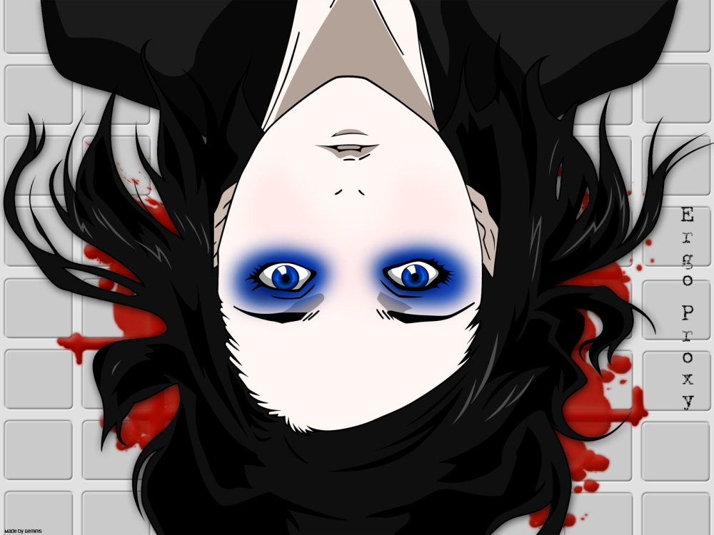Ergo proxy dark anime high resolution wallpaper imagez only - Wallpaper dark anime ...