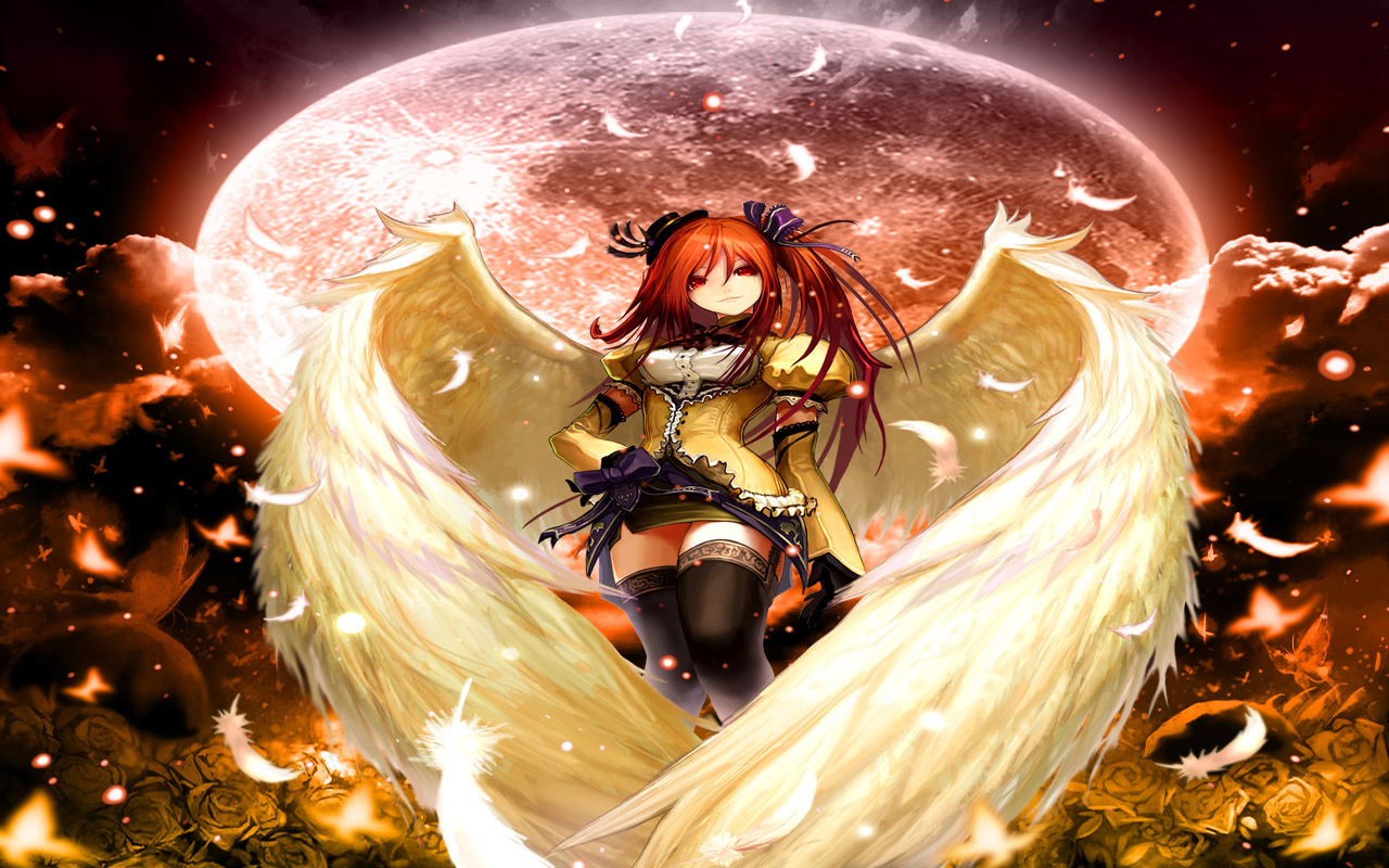 Sexy Anime Girls High Resolution Wallpaper 01  Imagez Only-1735