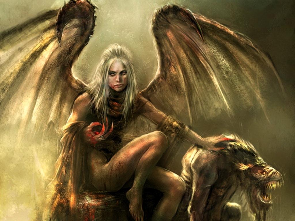 Hot fantasy devil girls and animes imagez only - Hot demon women ...