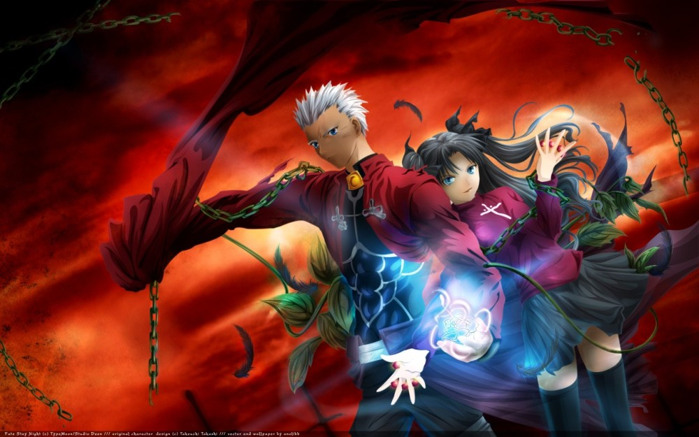 Fate stay night imagez only - Fate stay night wallpaper ...