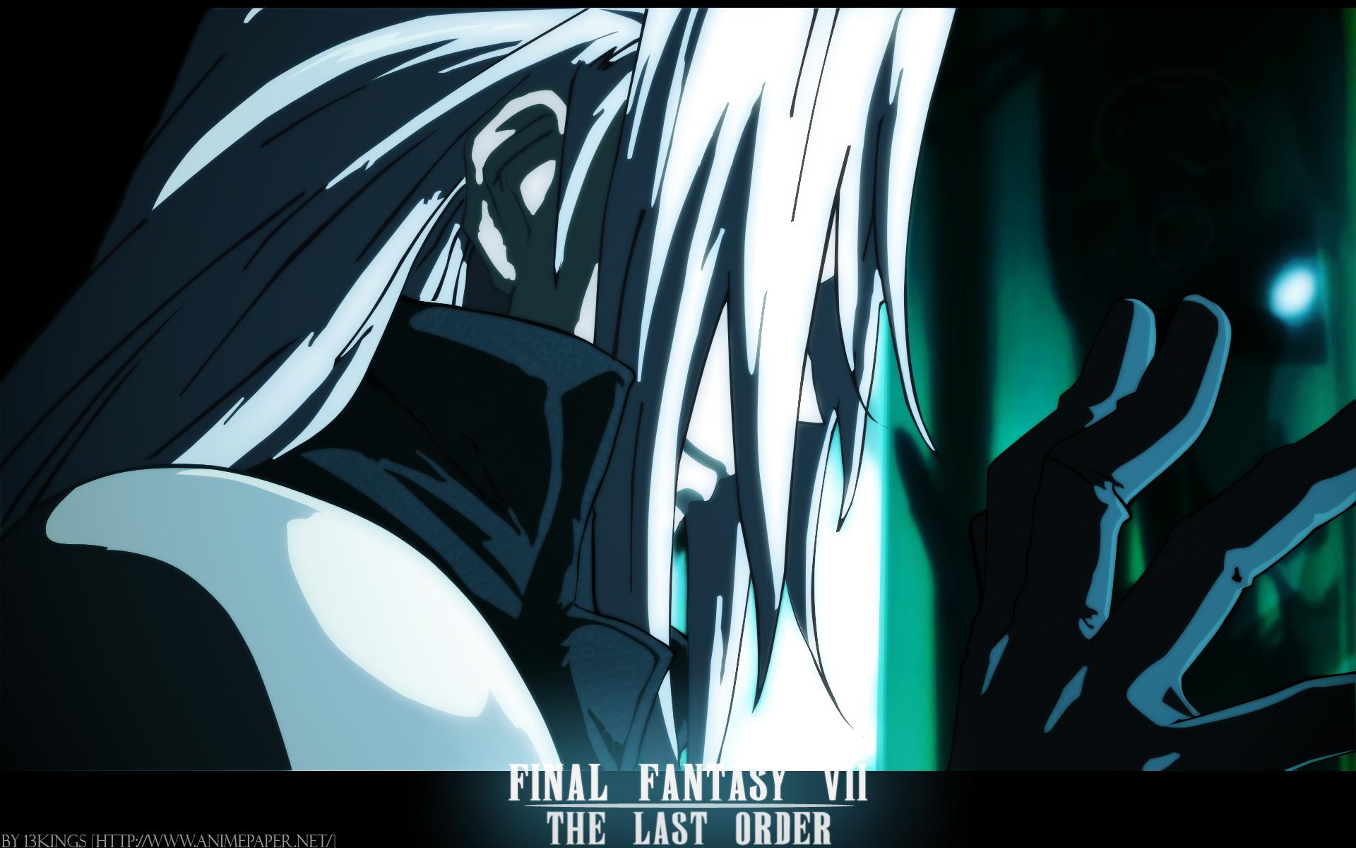 Final Fantasy VII Wallpaper 01