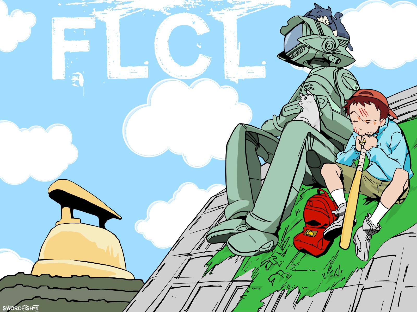 Flcl game wallpaper 02 imagez only - Flcl wallpaper ...