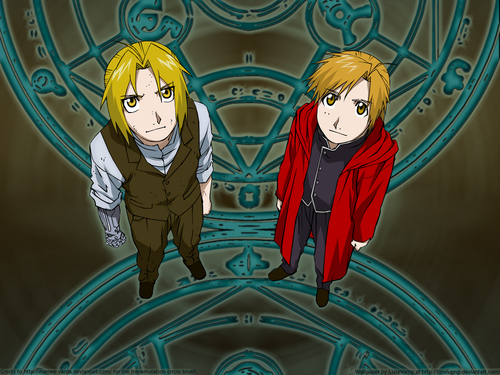 Full Metal Alchemist 04 Free Warrior Anime Wallpaper For Desktop