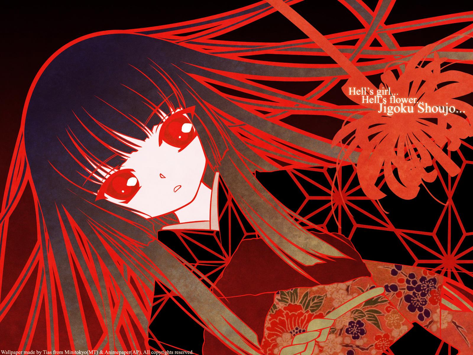 anime jigoku shoujo - photo #37