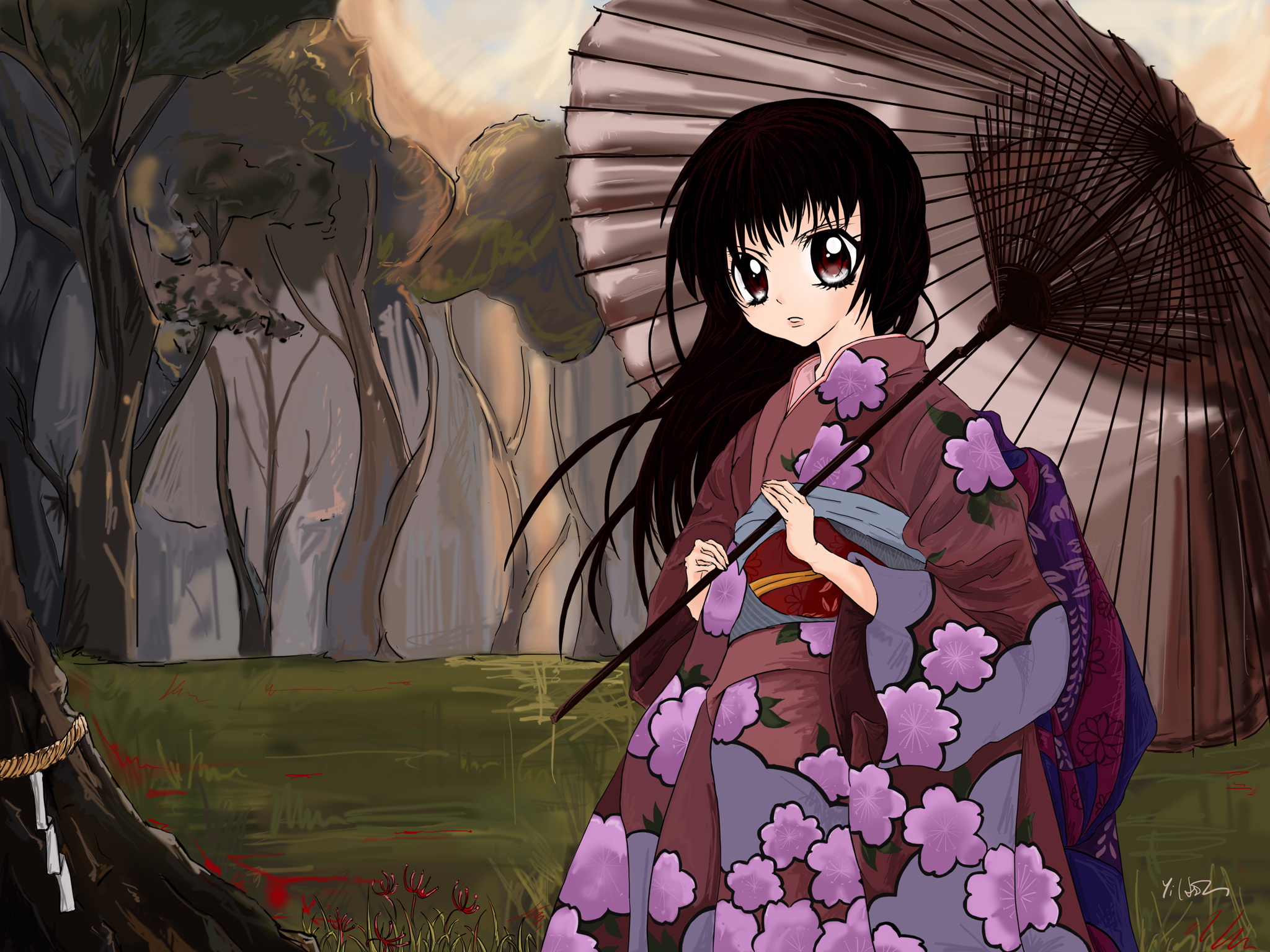 Images Of Jigoku Shoujo Mitsuganae 09 Calto