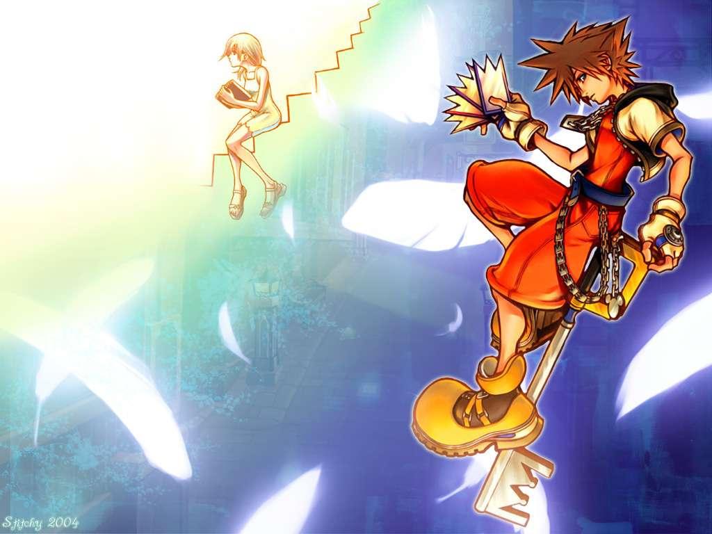 Kingdom Hearts Free Pc Game Desktop Background 04 Imagez Only