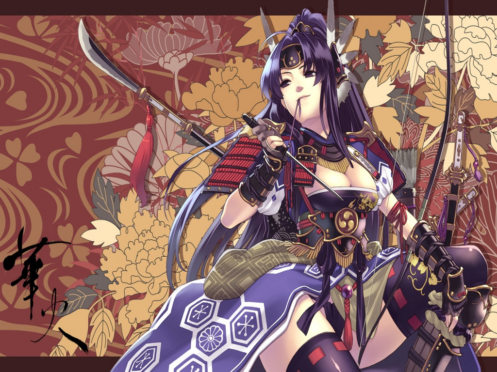 Ninja Anime Girls Wallpapers  Imagez Only