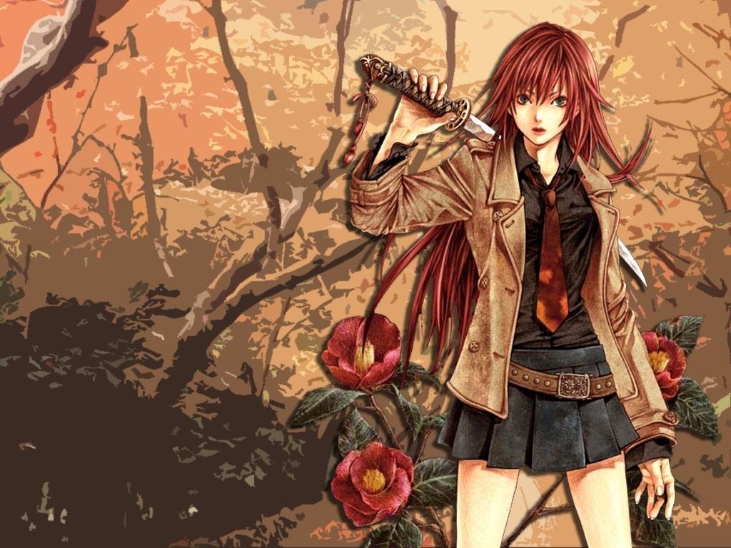 ninja anime girls wallpapers | imagez only