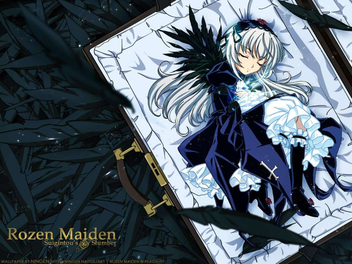 Rozen Maiden Wallpapers 051 Imagez Only