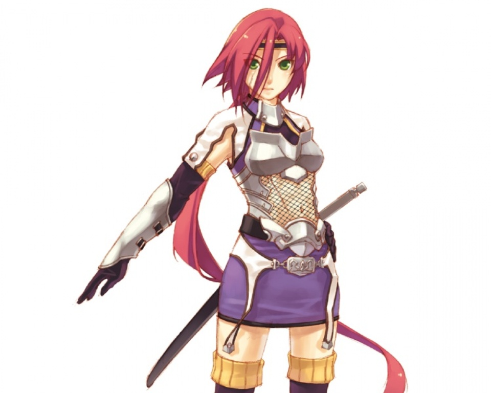 Sexy samurai anime girls wallpapers imagez only - Anime female warrior ...