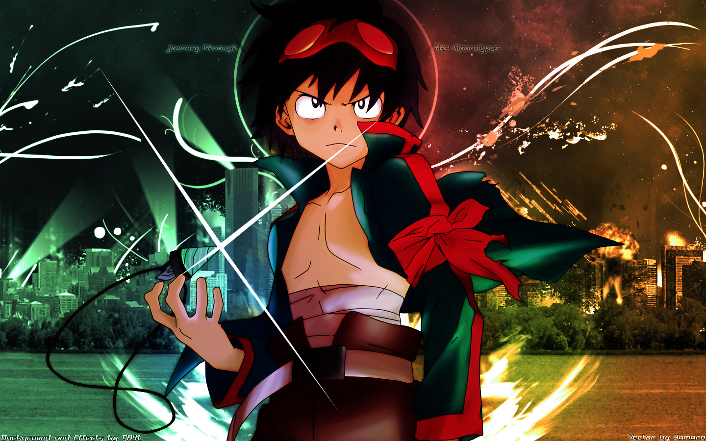 Gurren Lagann : High Definition Anime Wallpaper 02 ...