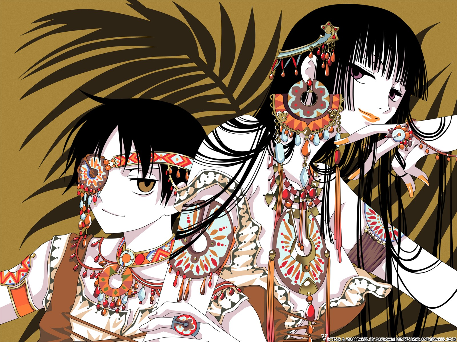 Xxxholic manga anime hd wallpaper 02 imagez only - Wallpaper manga anime ...
