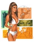 Pinup ART Dave Nestler 0023
