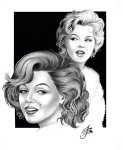 Pinup ART Paul John Ballard 0087