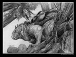 HD Pencil PinupArt Girls-007