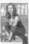 Pencil Pinup Art Sexy Drawings  450x697