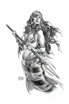 Pencil Pinup Art Sexy Drawings  525x788